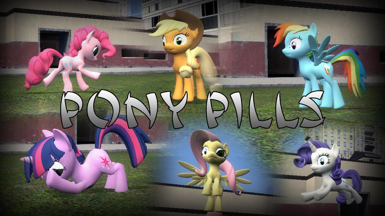 [DL]Pony Pills by CobbaltCO