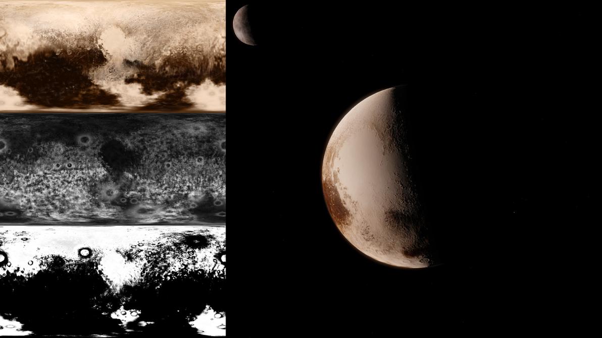 Pluto 8K by Master-Bit