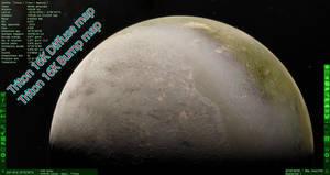16K Triton texture map (+Bump)