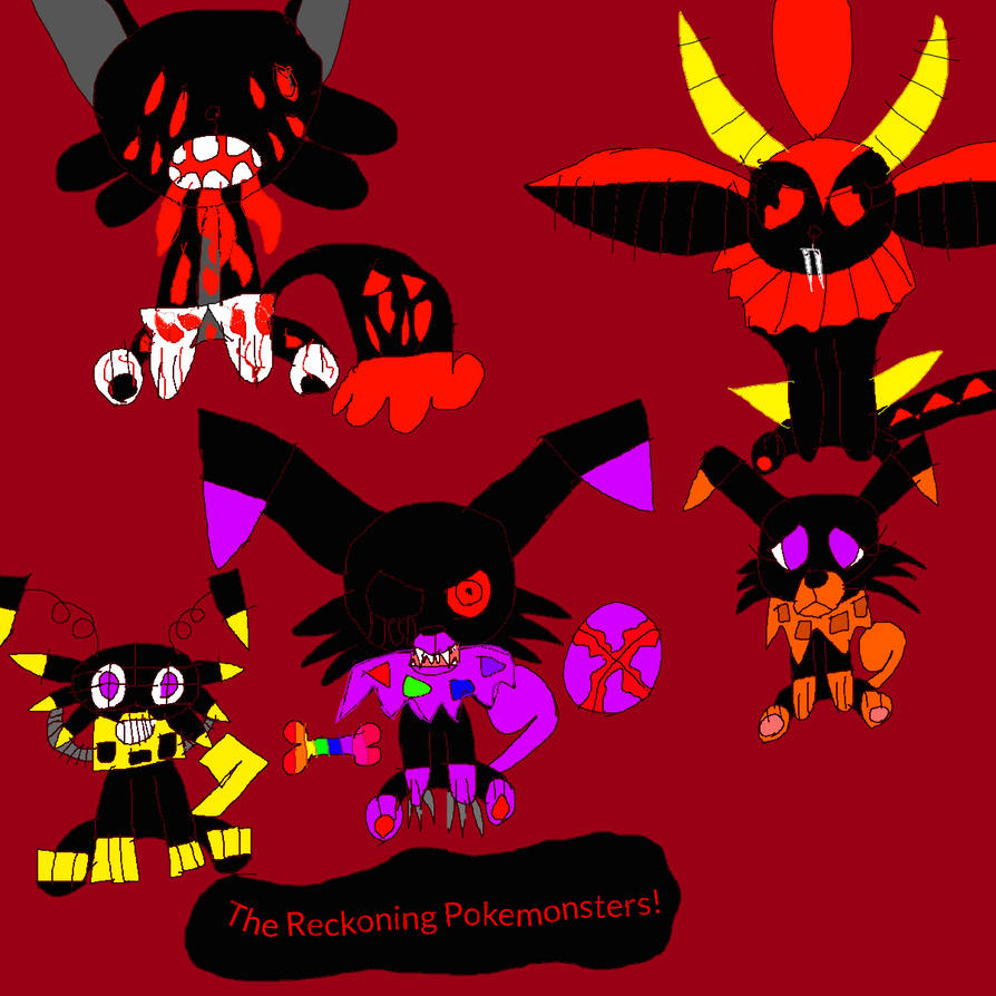 The Reckoning Pokemonsters
