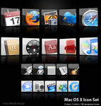 Mac OS X Icon Set v.1