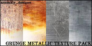 Grunge Metallic Texture Pack 1