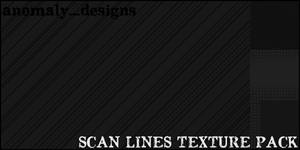 Scan Lines Texture Pack 1