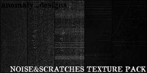 Noise-Scratches Texture Pack