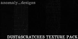 Dust-Scratches Texture Pack
