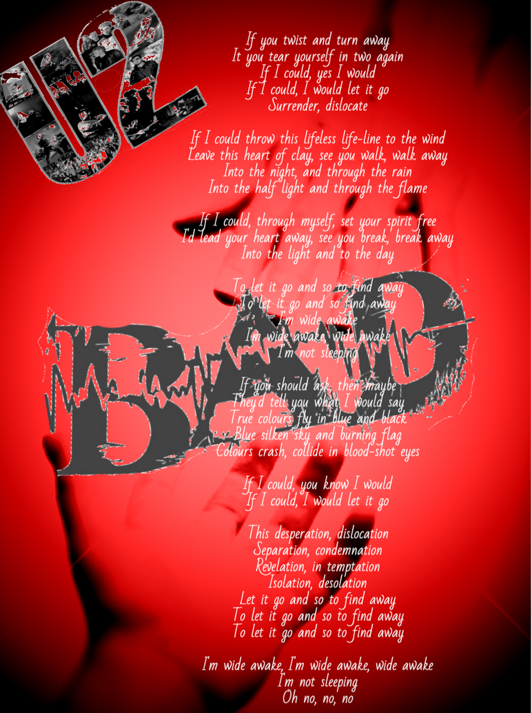 U2 Bad By Cessi U2 On Deviantart
