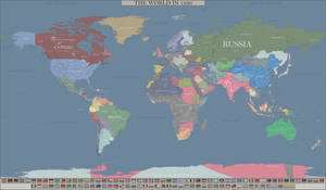 [German Century] The World In 1930 [21k/12k]