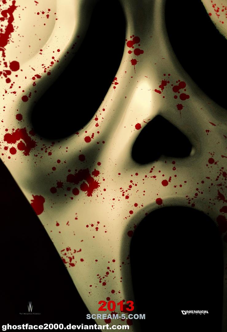 Scream 5 Poster 2 By Ghostface2000 On Deviantart