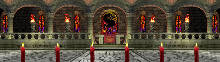 MK3 - The Temple [1] by rodrigo6620