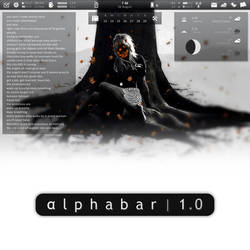 Alphabar 1.0 by redblackproduction