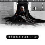 Alphabar 1.0