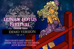 Lunar Lotus Festival Dating Sim DEMO