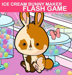 Ice Cream Bunny Maker