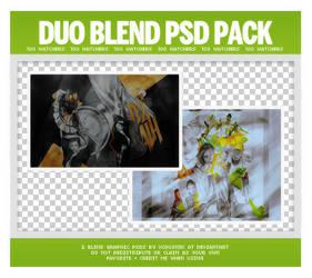 Duo Blends PSD Pack (100 Watchers)