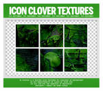 Dark Clover Icon Textures Pack