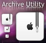 Archive Utility Icon