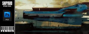 Shipyard [PSD File]