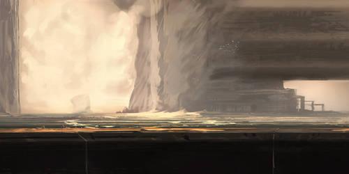 Desert Wall [PSD File Inside]