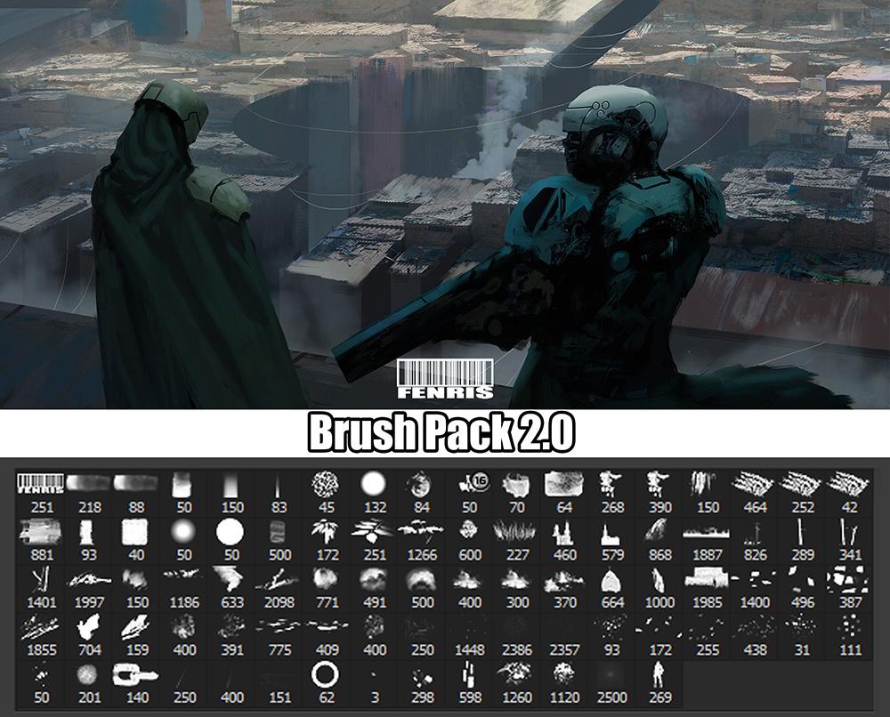 Fenris_Brush_Pack V02