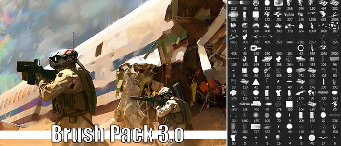 Brush Pack v3