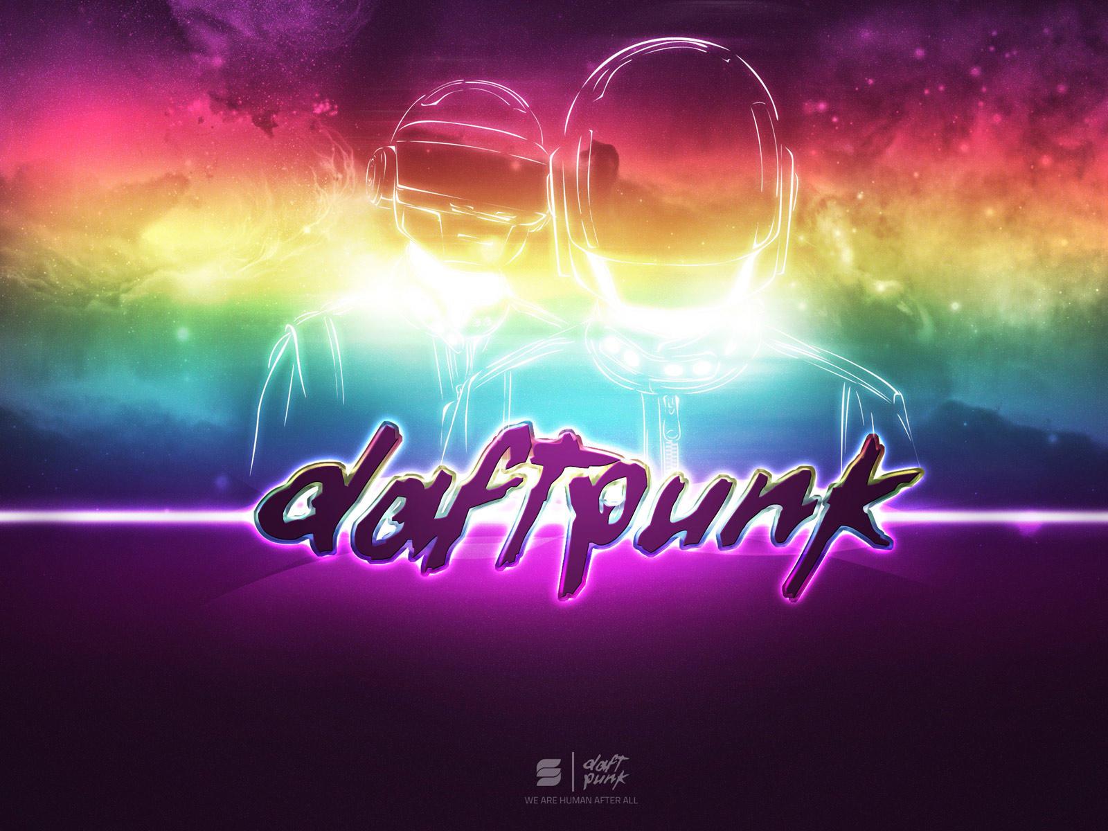 Daft Punk Google Chrome Theme1 by HeroMAU5