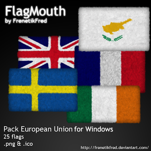 FlagMouth for Windows by FrenetikFred