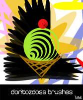 crazy brushes by doritozdoss