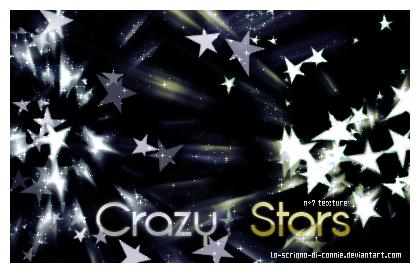 Crazy Stars - Texure by lo-scrigno-di-connie
