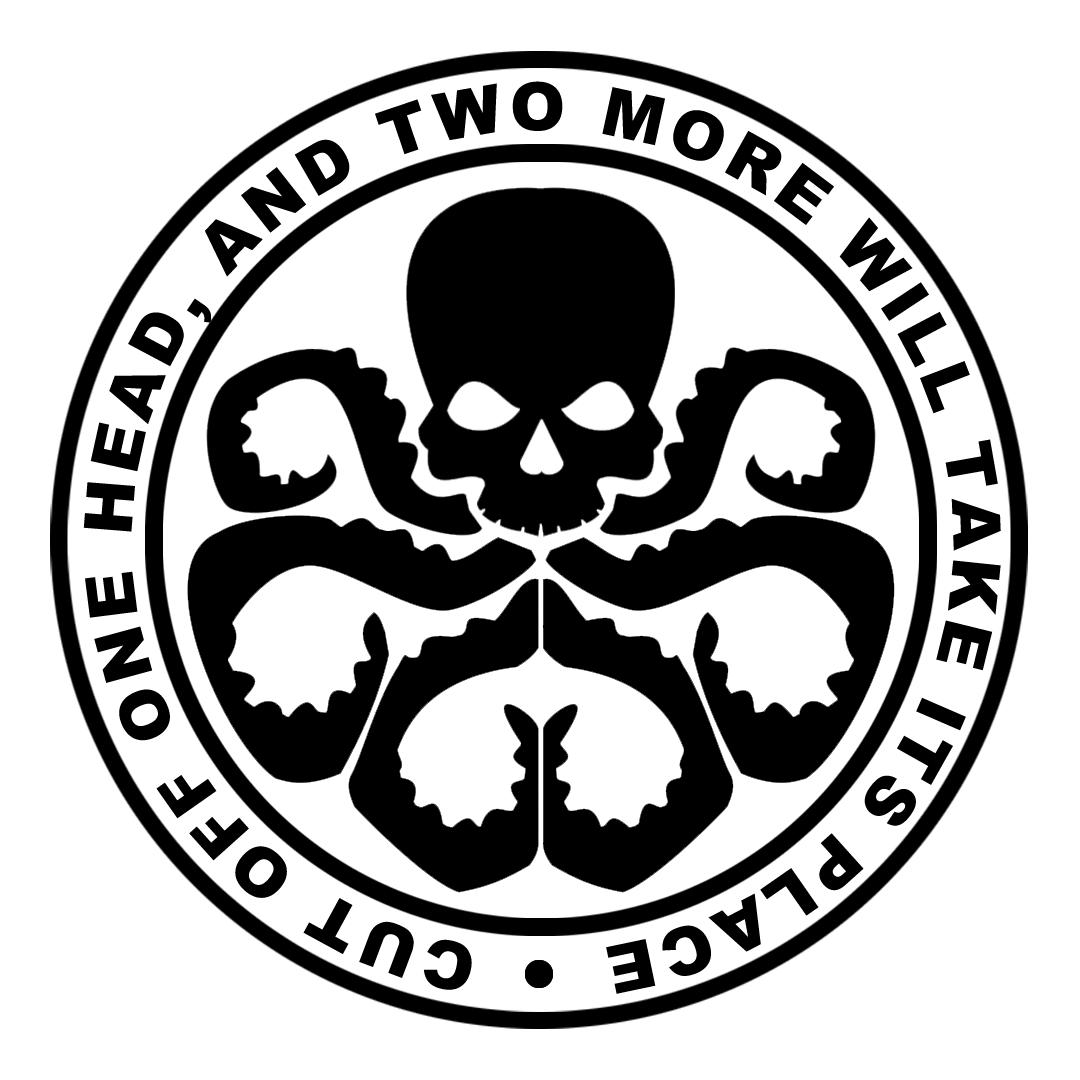 HYDRA Logo v1 by Robert-LaRose