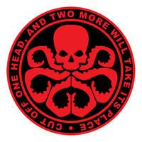 HYDRA Logo v2 by Robert-LaRose