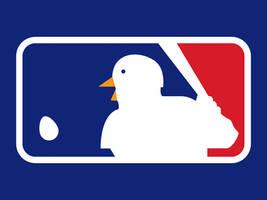 MLB Bird Logo by Robert-LaRose