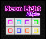 Neon ligths Styles