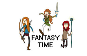 Fantasy Time!