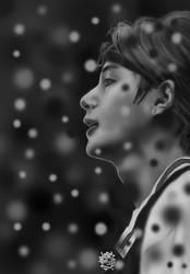 Taehyung portrait