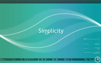 Simplicity 2 by Kaelri