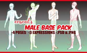 Ensoul's MALE BASE PACK p2u by ensoul