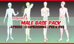 Ensoul's MALE BASE PACK p2u