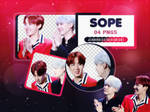 PNG Pack|Sope (BTS)