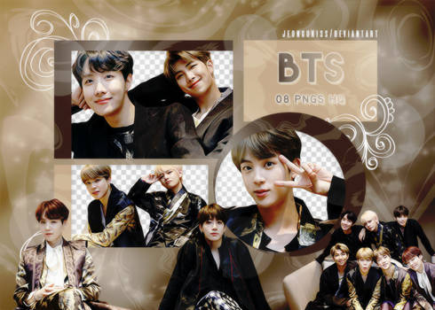 PNG Pack|BTS #12 (Happy Chuseok)
