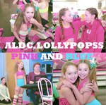 Aldc.lollypopss Pink And Blue Psd