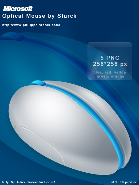 optical mouse by Starck