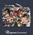 Fairy Tail Folder icon