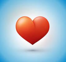 Heart Icon - FREE PSD by Nexert