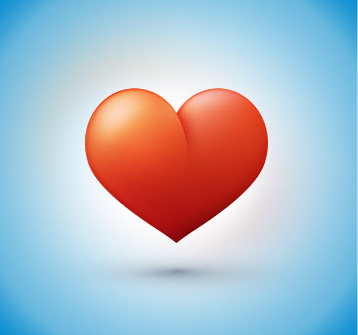 Heart Icon - FREE PSD by Nexert