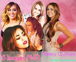 5 Images PNG- Miley Cyrus