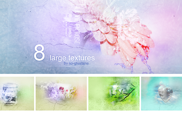 Textures - Pictures by So-ghislaine