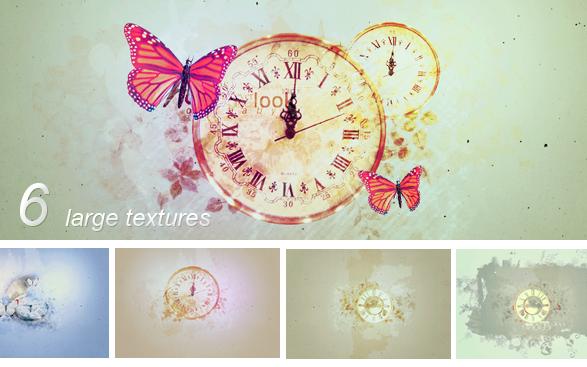 Textures - Clocks