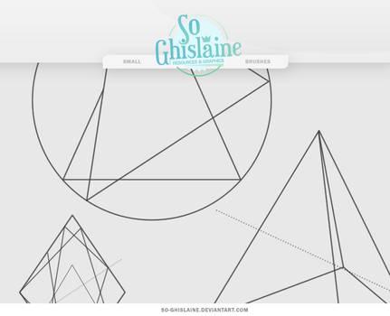 Brushes - Triangle