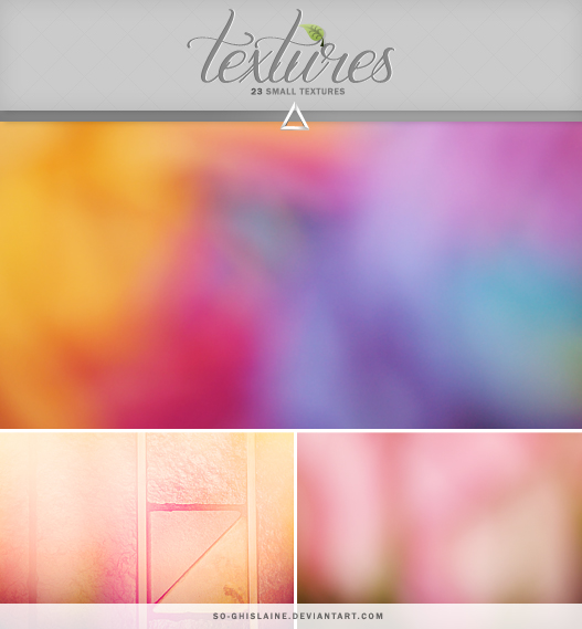 Textures - Gift by So-ghislaine
