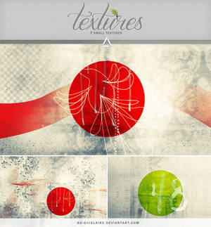 Textures - Red
